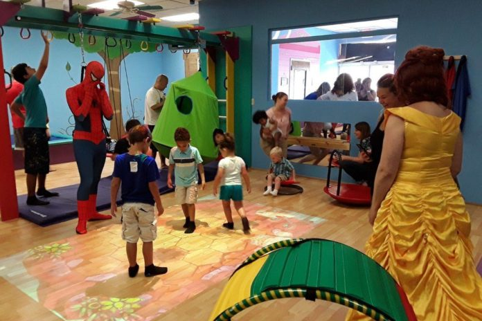 Jacksonville Birthday Party – Sensory Towne