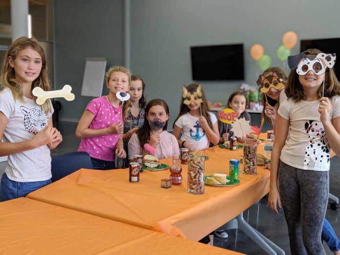 Jacksonville Birthday Party - Jax Humane Society