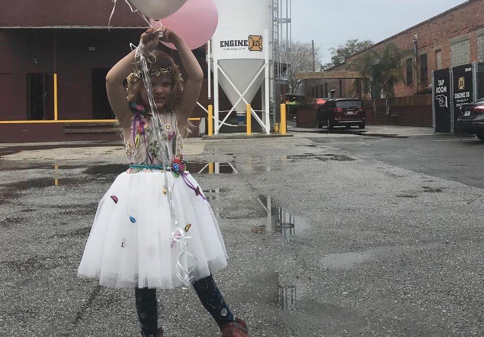 Jacksonville Birthday Party - Engine 15