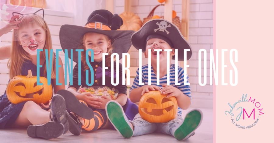 Kid-Friendly Halloween Events In & Around Jacksonville
