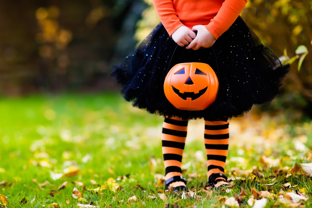 Halloween Safety Tips for Your Little Trick-or-Treater