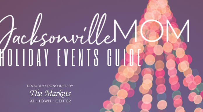 Jacksonville's BEST Holiday Events Guide for 2019