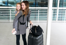traveling with toddlers