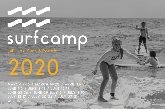 Surf Camp Jax Surf & Paddle