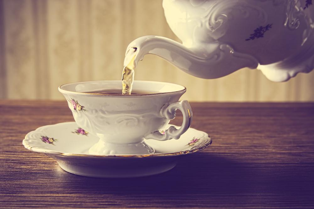 tea shops