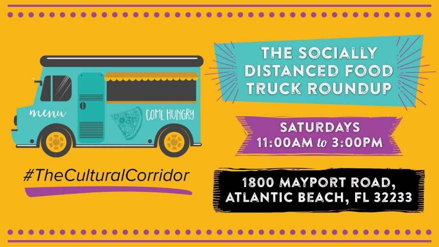 The Socially Distanced Food Truck Roundup | Mayport Food Park