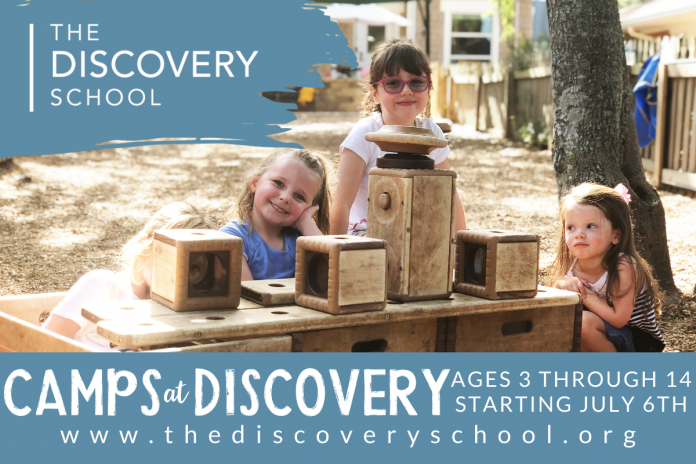 Discovery School Summer Camp