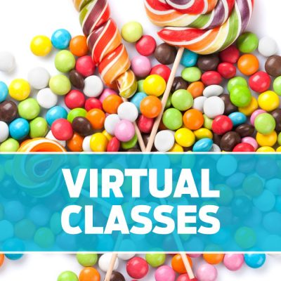 Virtual Candy Classes | Sweet Pete's Candy