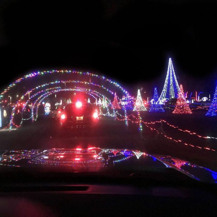Jacksonville's Best Drive Thru Holiday Lights! 2020 Season | Morroco Shrine