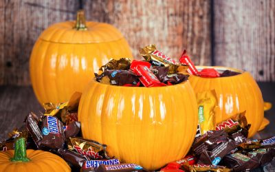 What's a Mom Supposed to Do With All That Leftover Halloween Candy?