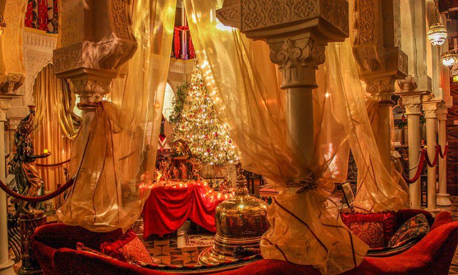 Villa Zorayda's Christmas Tree Lighting Holiday Event | Villa Zorayda Museum