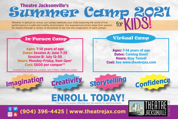 Theatre Jax Summer Camp