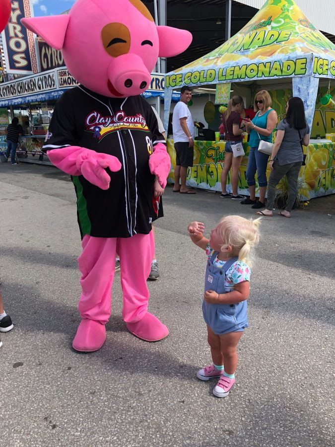 Clay County Fair in Green Cove Springs Florida