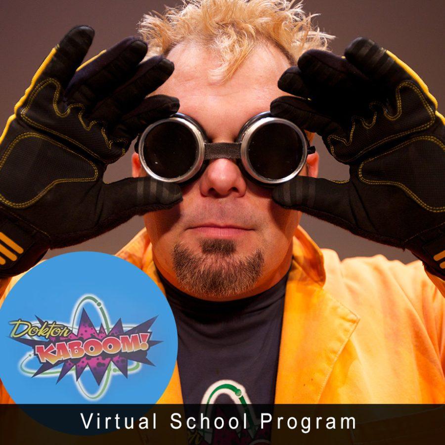 Doktor Kaboom! It's Just Rocket Science! | FSCJ Artist Series