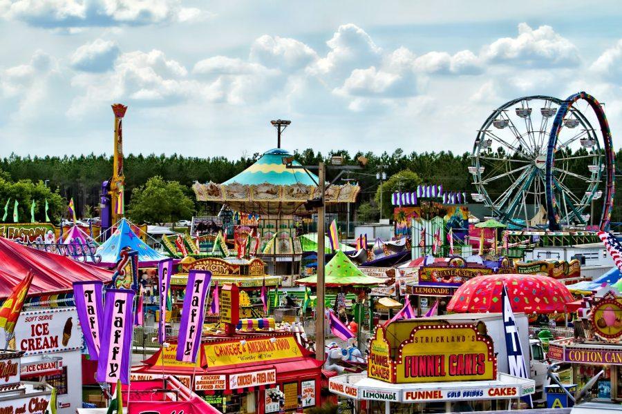 Clay County Fair Entertainment