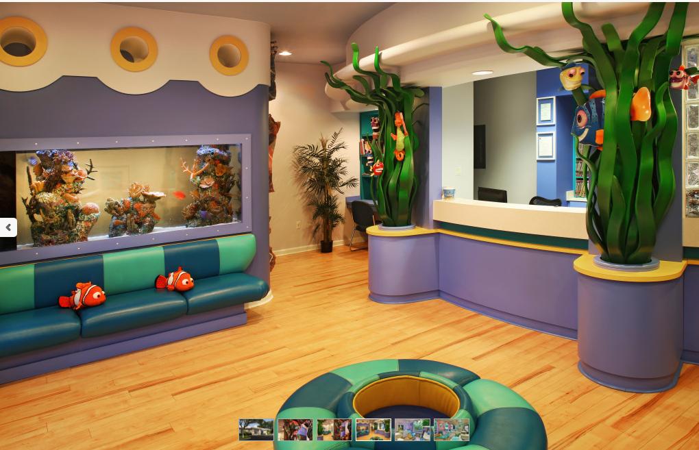 Fishman Pediatric Dentist
