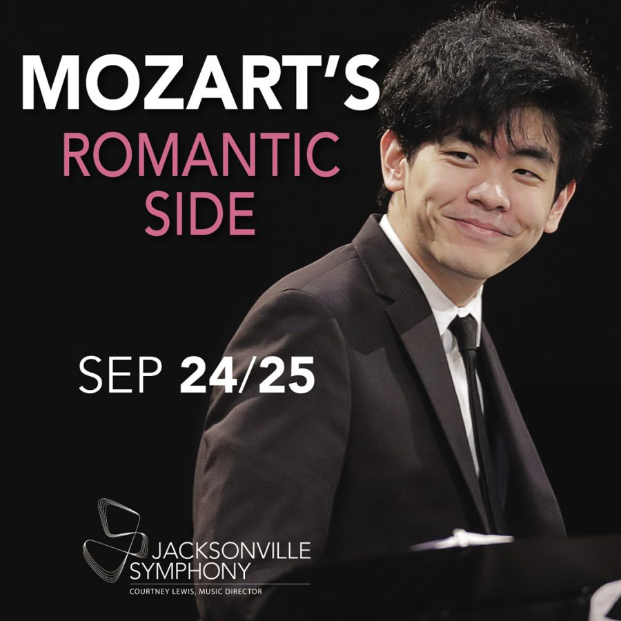 Mozart's Romantic Side: Piano Concerto No. 20   Times Union Center – Jacoby Hall