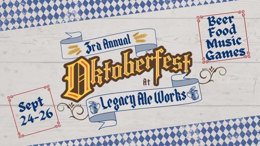 3rd Annual Oktoberfest   Legacy Ale Works