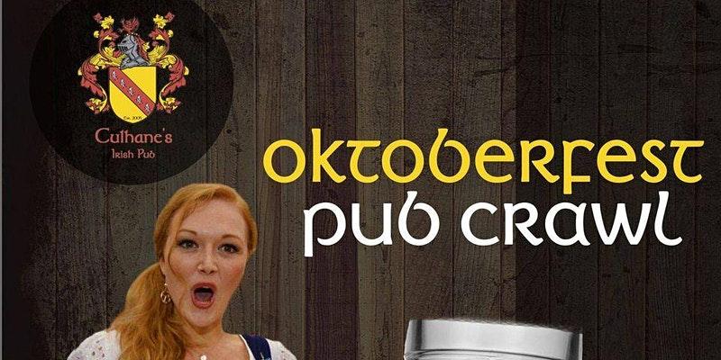Oktoberfest   Culhane's Irish Pub – Southside