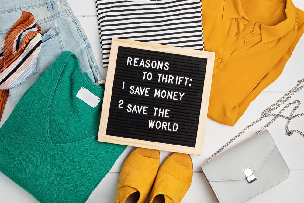 conscious thrifting