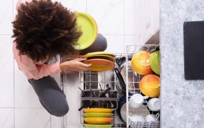 How Using a Dishwasher Changed My Life