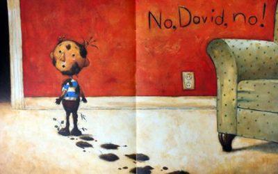 Why We Love The 'No, David!' Books