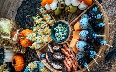 Spooky Eats & Appetizers for All Your Halloween Fun